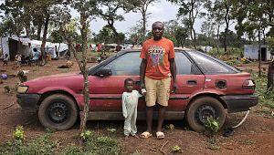 Los niños, los más vulnerables en Camerún
