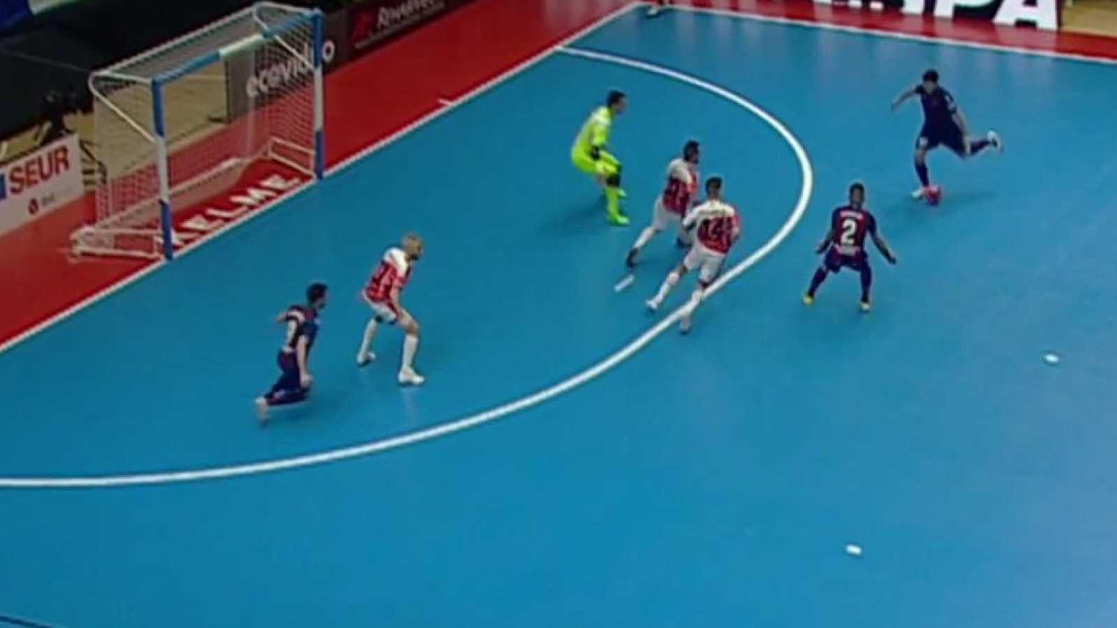 0163c3204e626 Para todos los públicos Fútbol Sala - Copa de España 1 4 Final  El Pozo  Murcia - Levante reproducir video