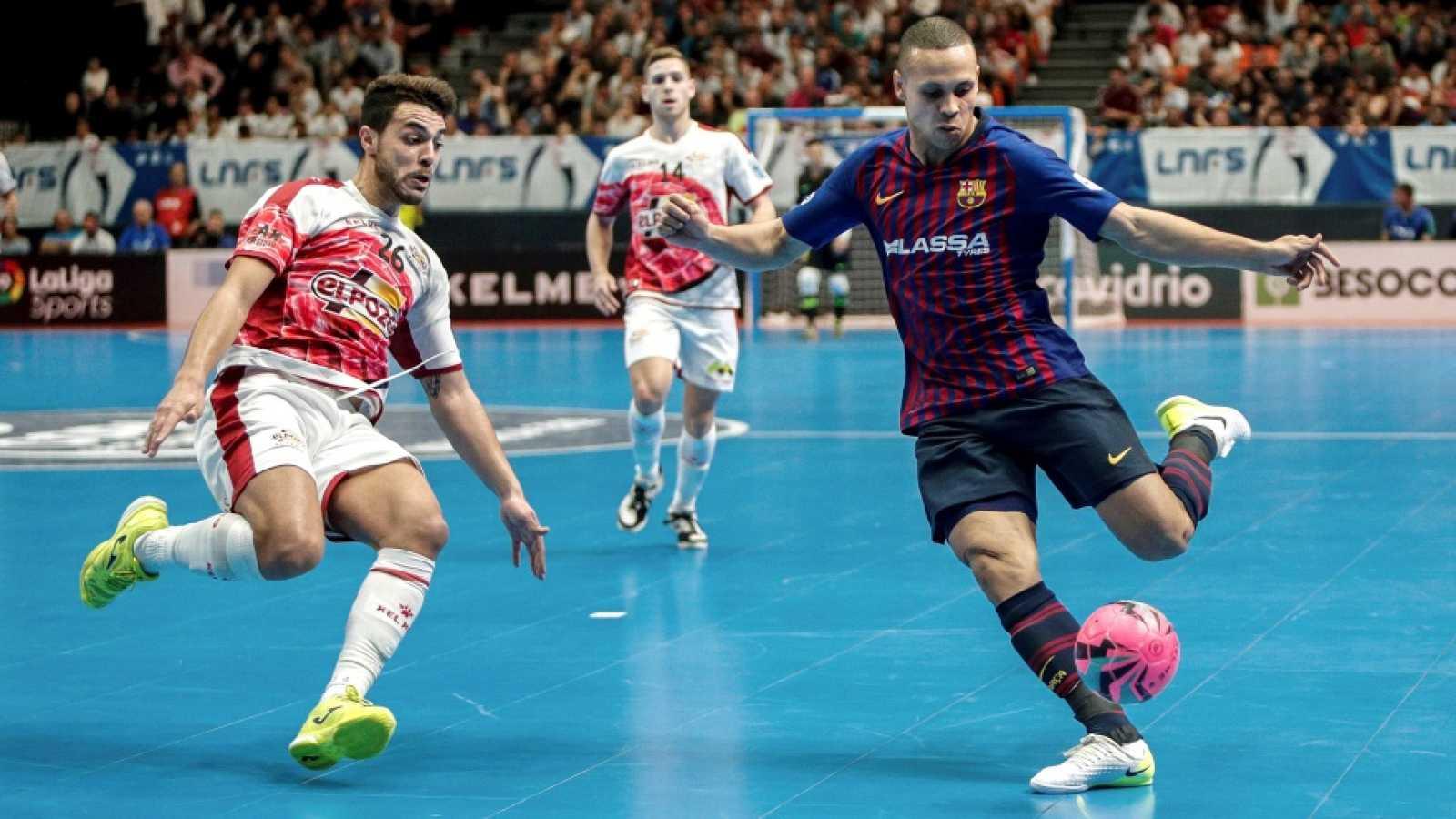 d5dc89219c846 Para todos los públicos Fútbol Sala - Copa de España. Final  El Pozo Murcia  - FC Barcelona Lassa reproducir video