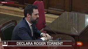 Torrent dóna suport total a Forcadell