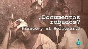 ¿Documentos robados? Franco y el Holocausto