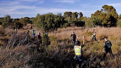 La Guardia Civil busca a dos niños desaparecidos en Godella (Valencia) e interroga a sus padres