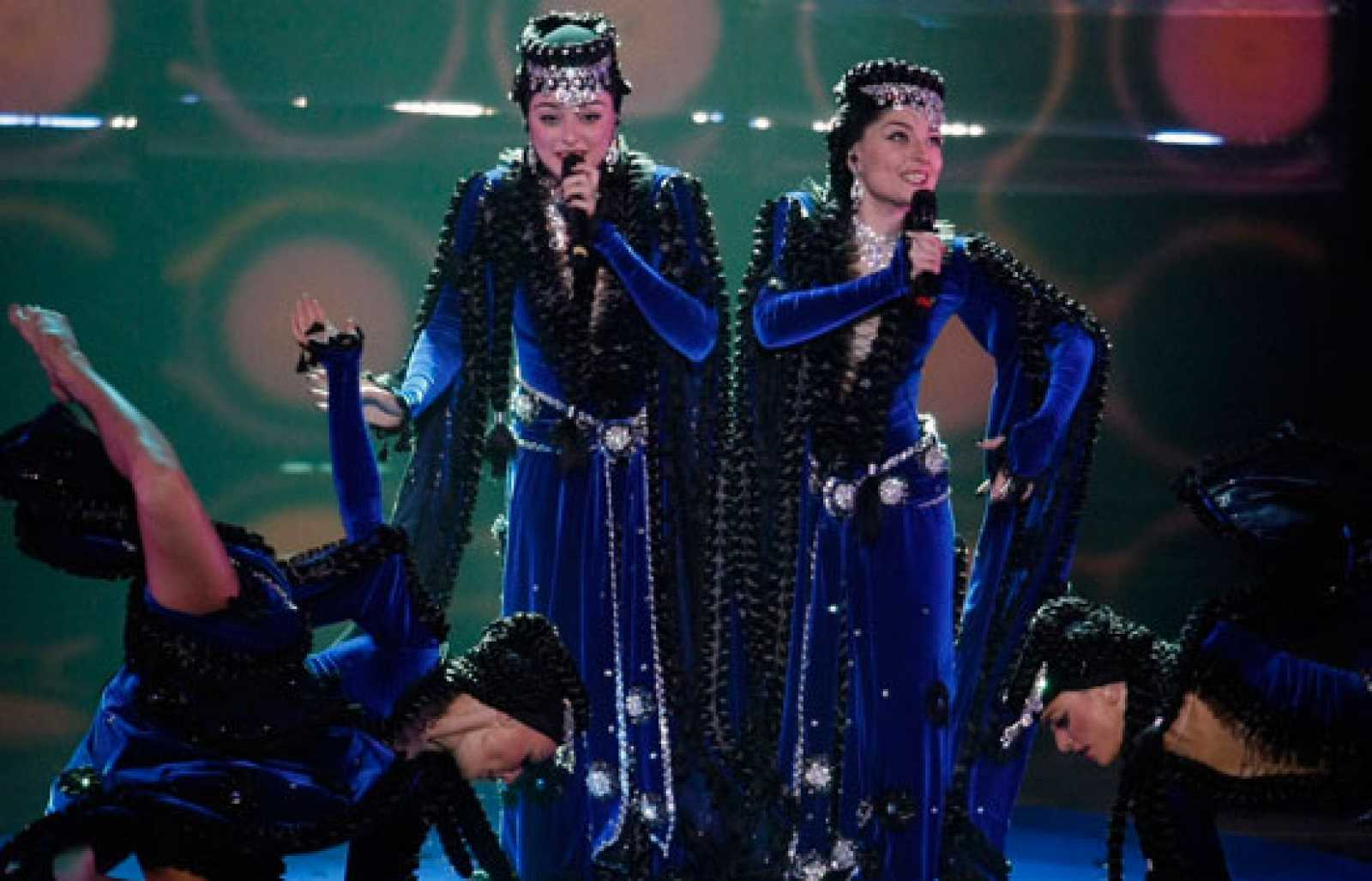 "Final de Eurovisión 2009 - Armenia: ""Jan jan"""