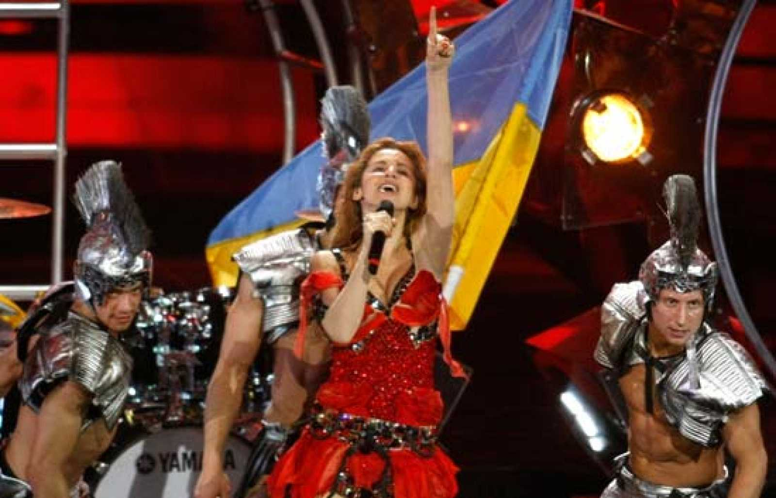 Eurovisión 2009 - Ucrania: Be my Valentine (Anti-crisis girl)