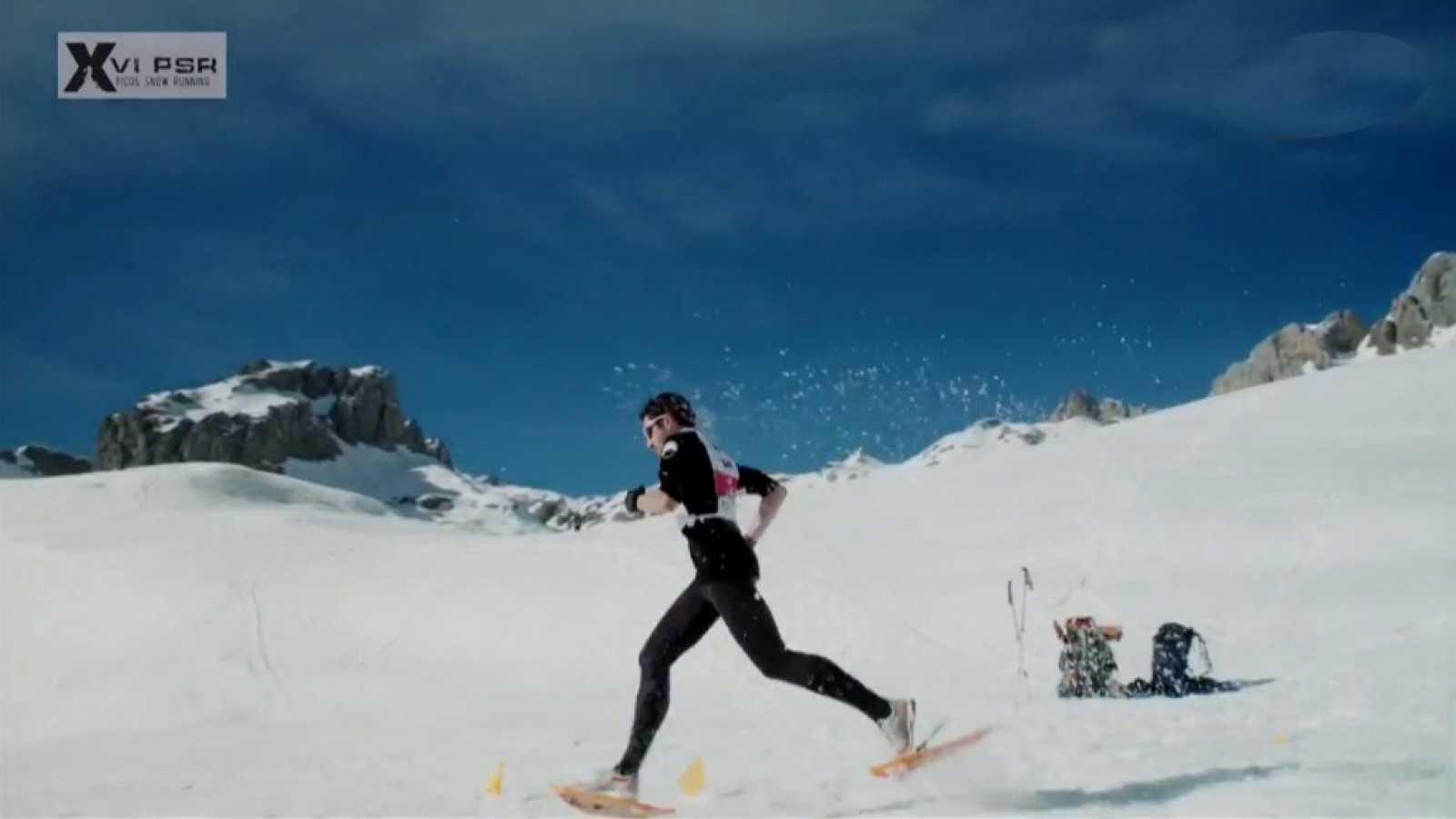 1bf741dbf6930 Para todos los públicos Deporte de Montaña - Campeonato de España de  Raquetas de Nieve 2019 - ver ahora reproducir video