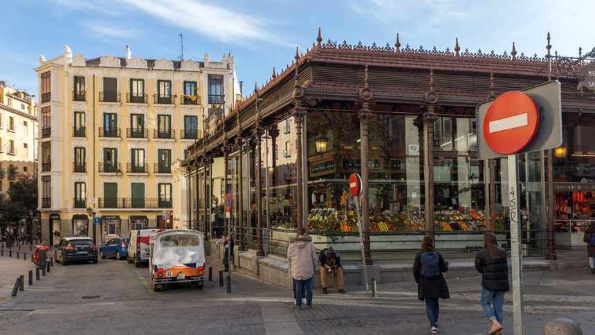 El Tiempo en la Comunidad de Madrid - 21/03/19