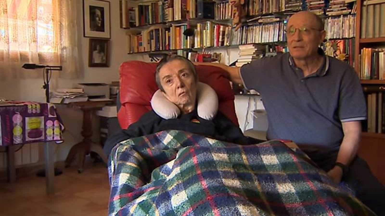 Resultado de imagen de eutanasia de un esposo a su mujer