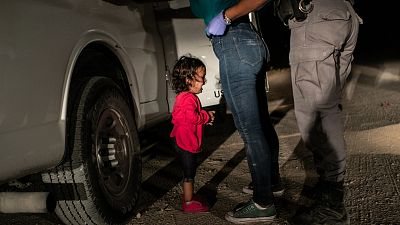 La política migratoria de Trump, protagonista en los World Press Photo
