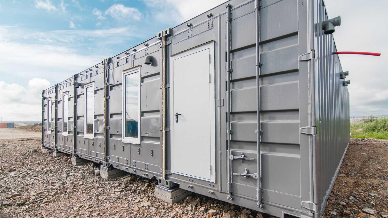 Otros documentales - Construcciones ecológicas: Construcción con contendores - ver ahora