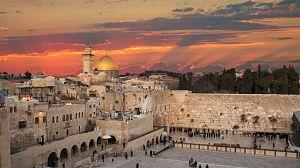 Israel. De Tierra Santa al desierto de Néguev