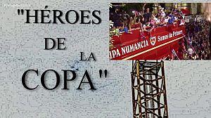 Héroes de la Copa: Numancia