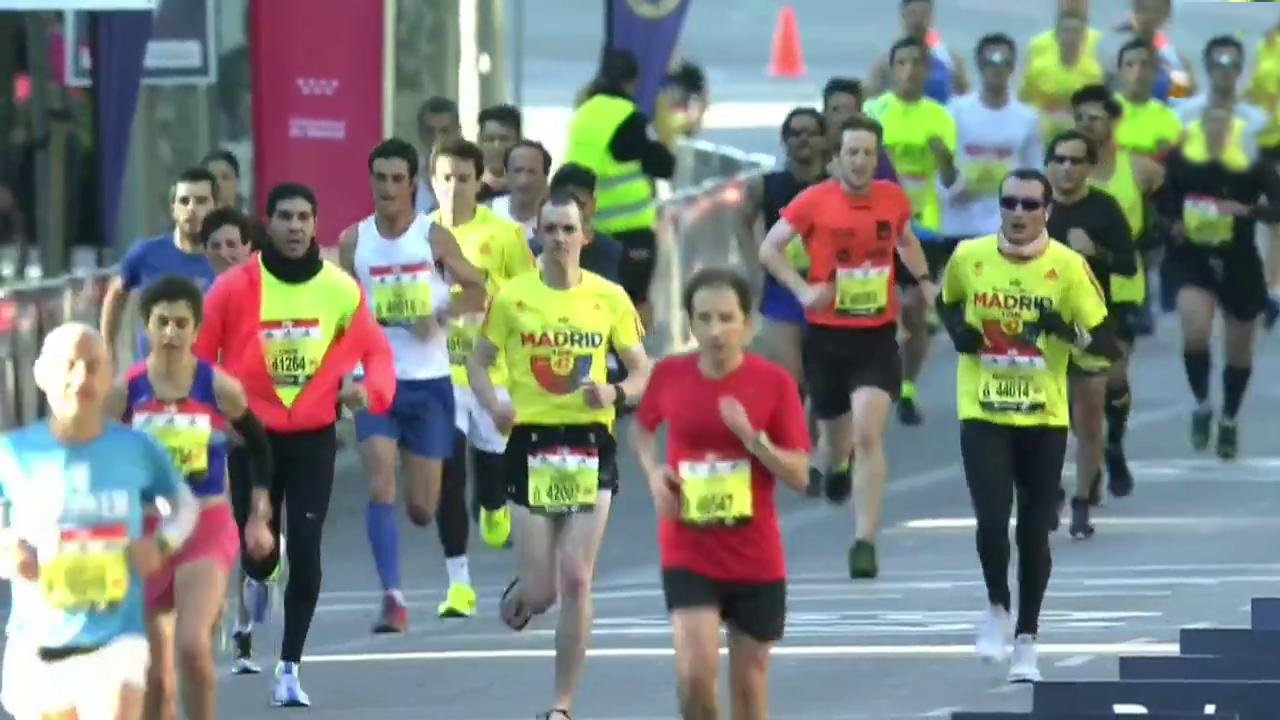 Atletismo EDP Rock 'n' Roll Madrid Maratón 2019