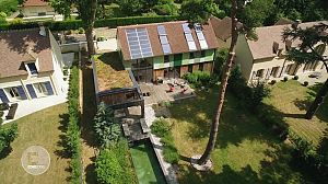 Construcciones ecológicas: La casa sin calefacción