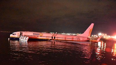 Accidente en Florida de un Boeing 737 con 143 personas a bordo