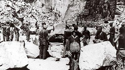 Más de 5.000 españoles murieron en campos de concentración como el de Mauthausen