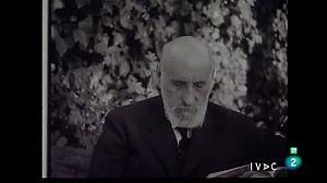 Cajal escribe a sus discípulos