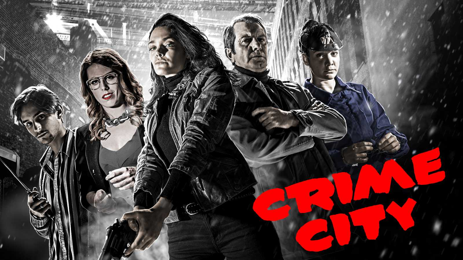 Neverfilms - Mira ya 'Crime City'