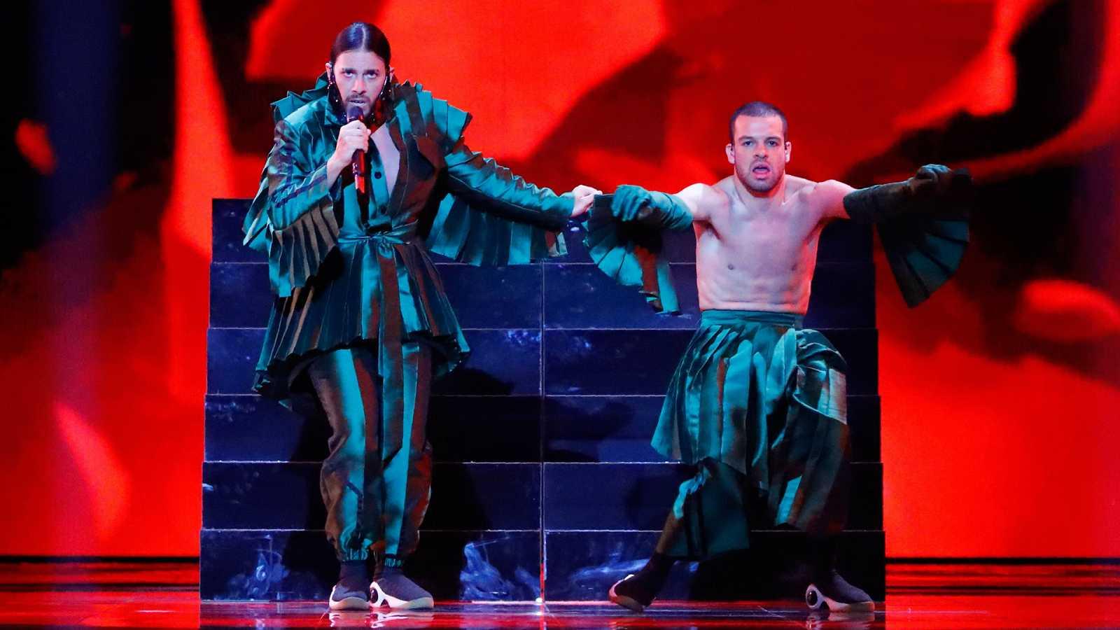 Resultado de imagem para conan osiris eurovision 2019