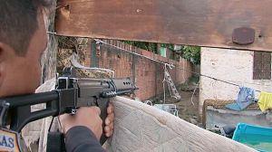 La guerra de las favelas