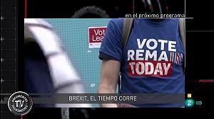 Brexit, el tiempo corre