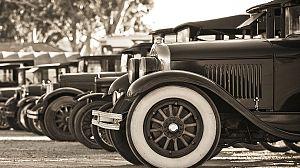 Un siglo, cuatro ruedas
