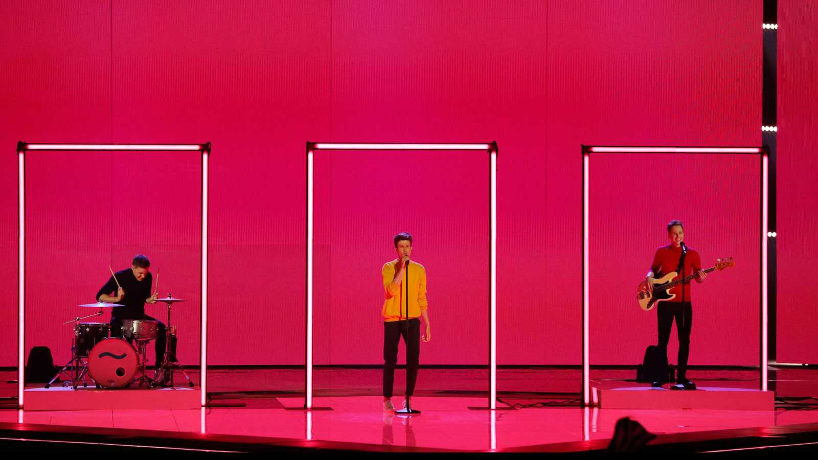 "Eurovisión 2019 - República Checa: Lake Malawi canta ""Friend of a friend"" en la final"