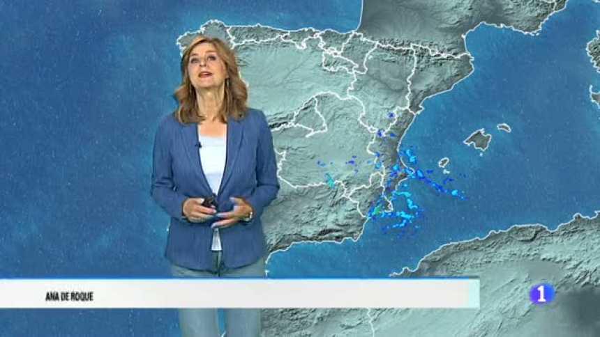 El tiempo en Andalucía - 21/05/2019