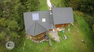 Construcciones ecológicas: Una casa artesanal