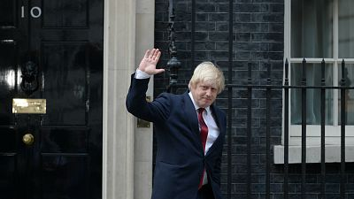 Los candidatos a suceder a May: Boris Johnson, favorito