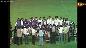 La final de Copa Real Madrid-Castilla de 1980 en el Bernabéu