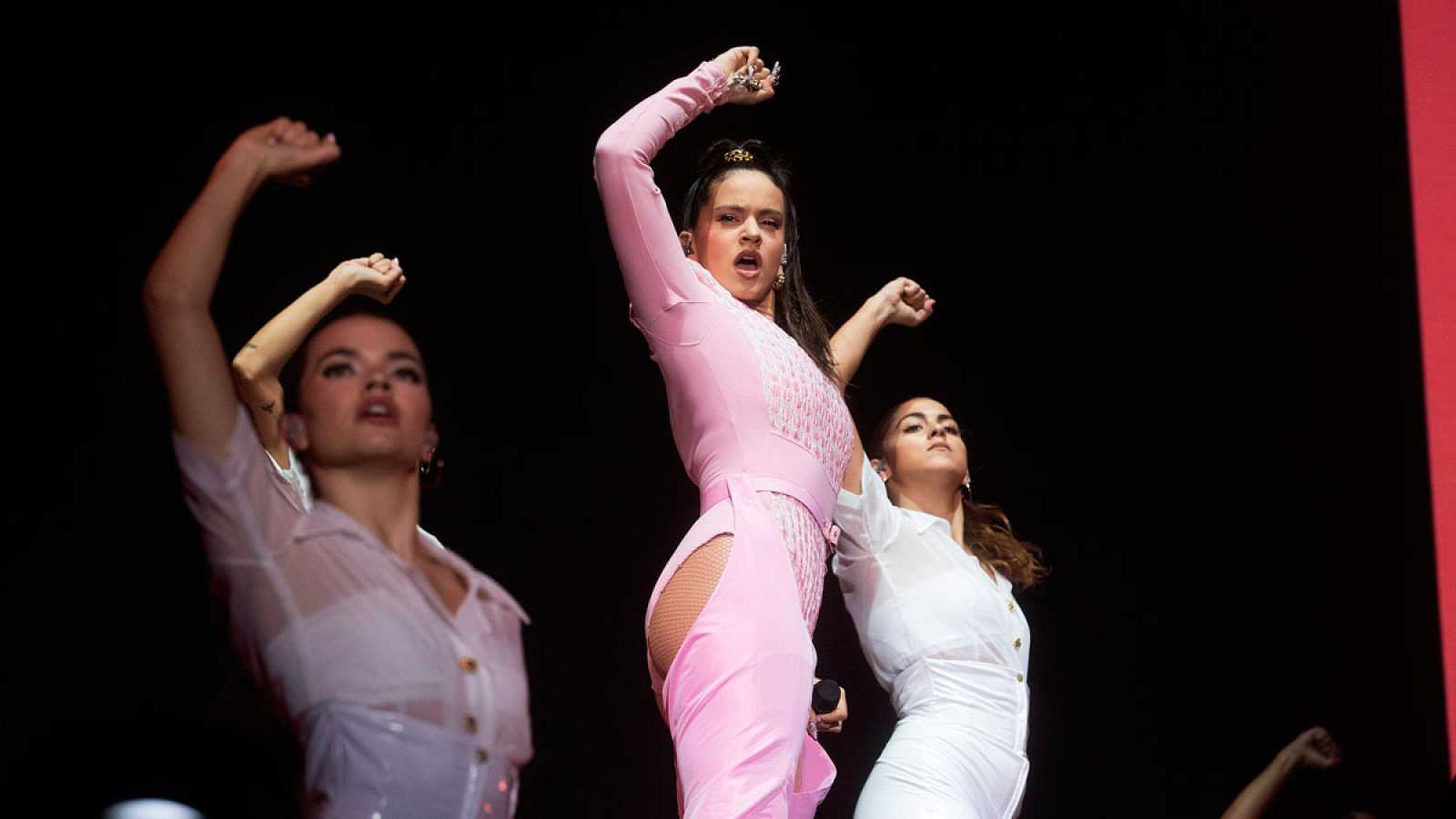Rosalía, el ascenso imparable de la reina del flamenco pop