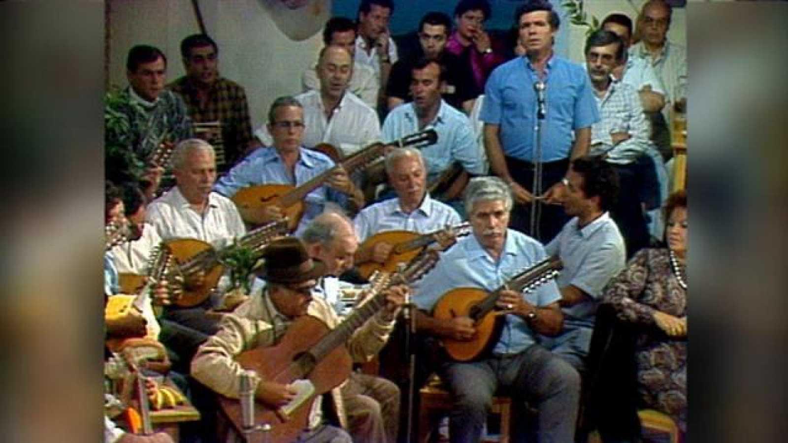Tenderete - 09/06/2019 Los Cebolleros, A F  El Madroño, Amigos del folklore  y Coros y Danzas Aythami en una nueva cita con la historia de Tenderete