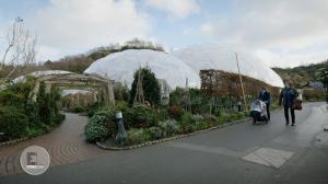 Construcciones ecológicas: Los jardines del Edén