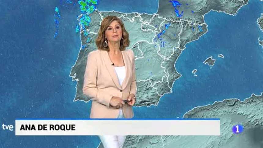 El tiempo en Andalucía - 18/06/19