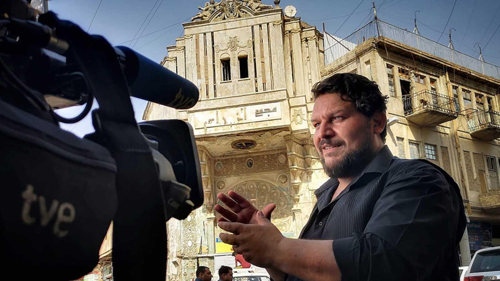 En portada - Irak no es país para cineastas - ver ahora