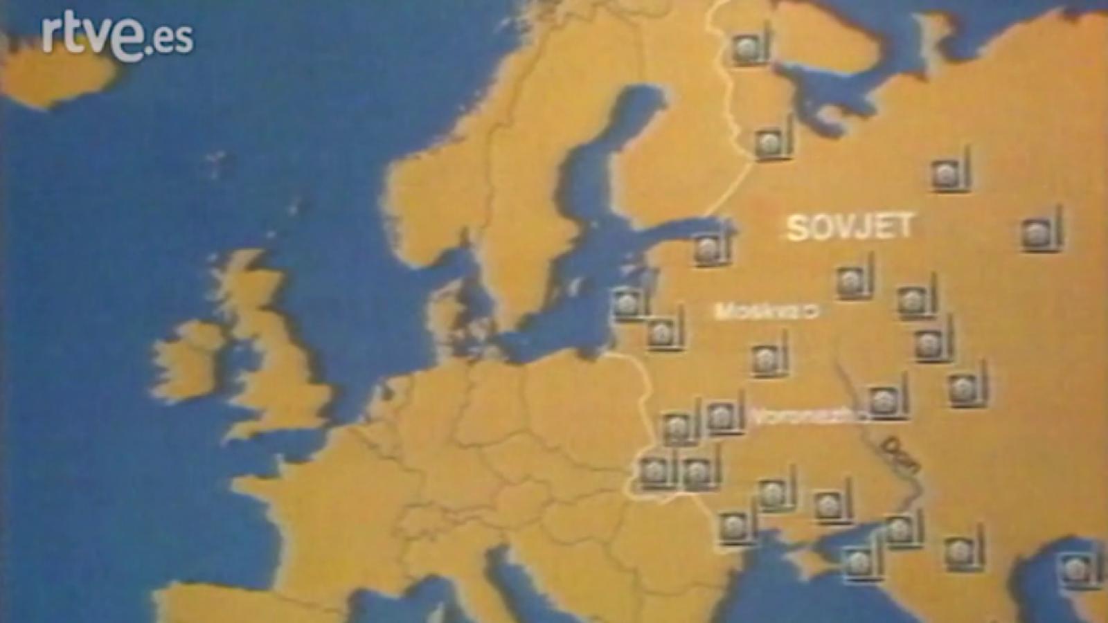 Informe Semanal - Catástrofe nuclear de Chernobil - RTVE.es
