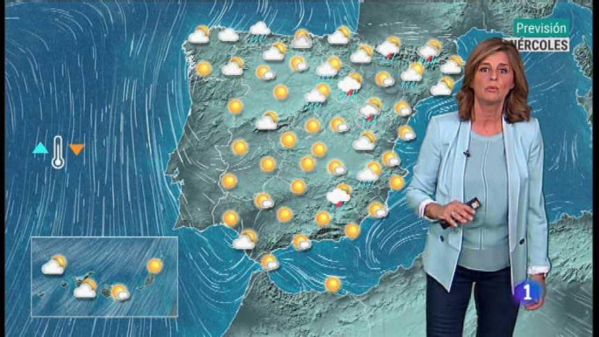 El tiempo en la Comunidad Valenciana - 16/07/19