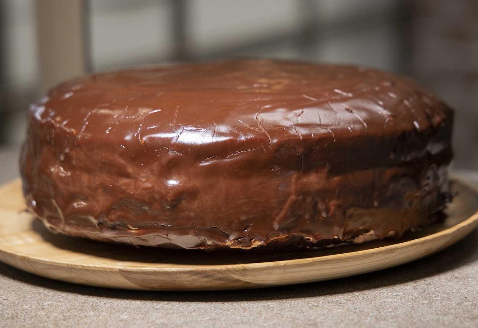 Receta De Tarta De Chocolate De Dani García