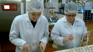 Cómo se hacen nuestros alimentos: Chocolatinas