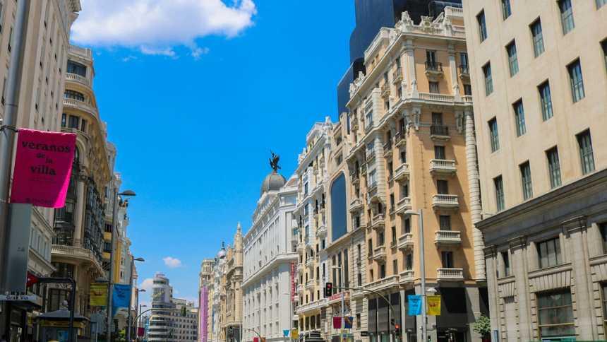 El Tiempo en la Comunidad de Madrid - 18/07/19