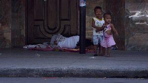 Niños desamparados - Avance