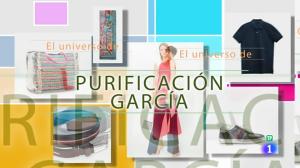 El universo de Purificación García