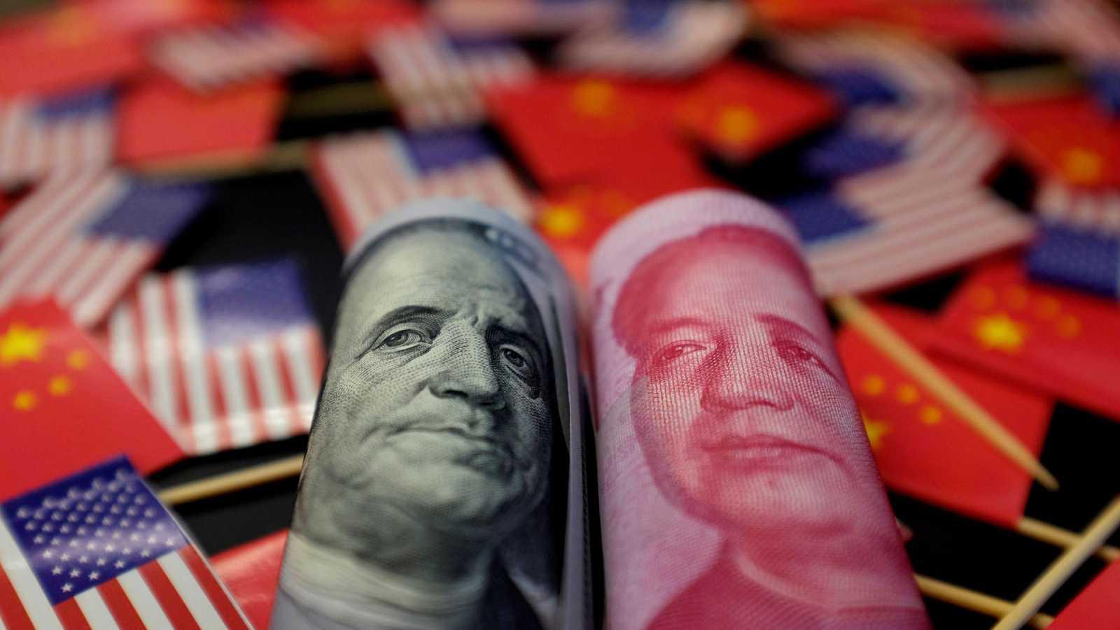 Resultado de imagen para china y estados unidos