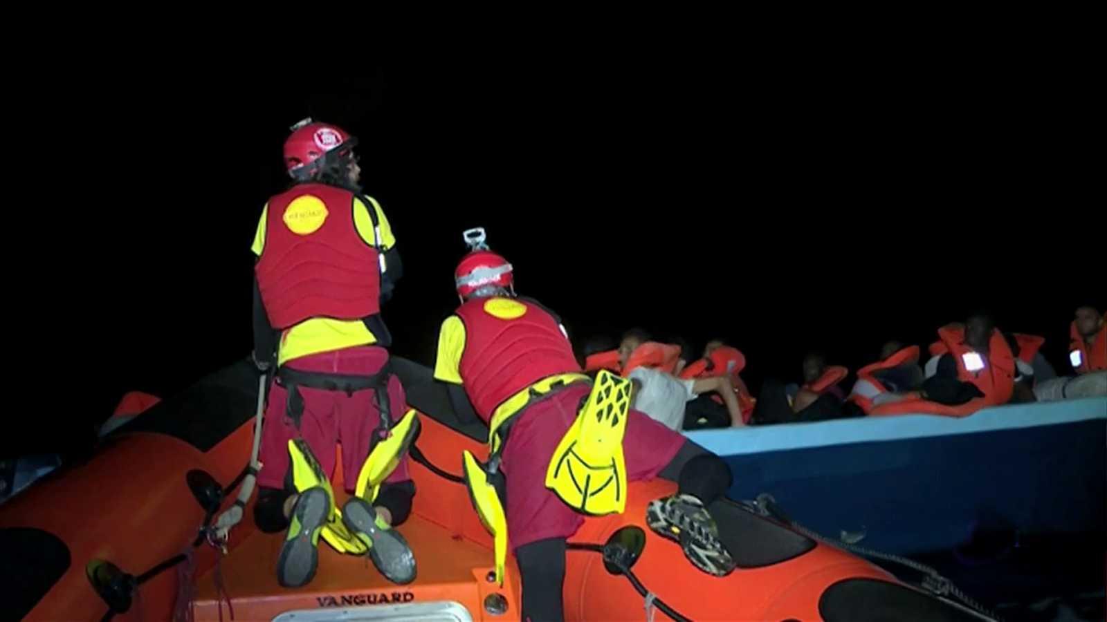 Malta acepta acoger a los 39 últimos rescatados por el Open Arms
