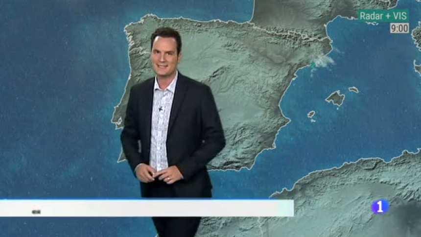 El tiempo en Andalucía - 16/8/2019