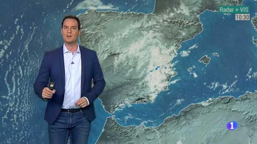 El tiempo en Andalucía - 21/8/2019