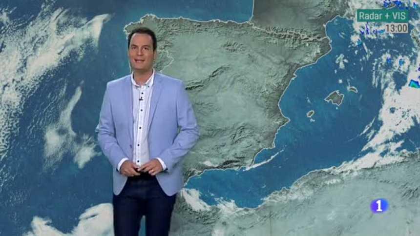 El tiempo en Andalucía - 22/08/2019