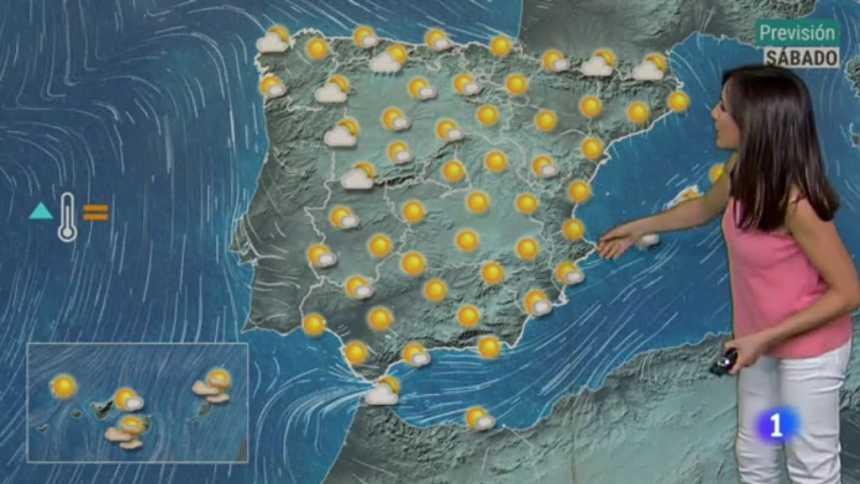 El tiempo en la Comunidad Valenciana - 23/08/19