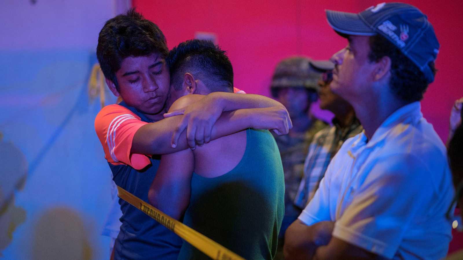 Veinticinco muertos en un ataque con 'cócteles molotov' en un bar al sur de México
