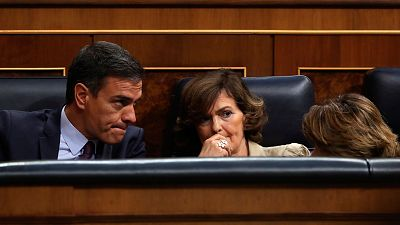 Las posiciones de PSOE y Podemos siguen encontradas